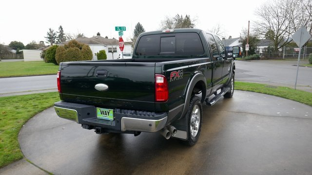 Used 2012 Ford F-350SD Lariat