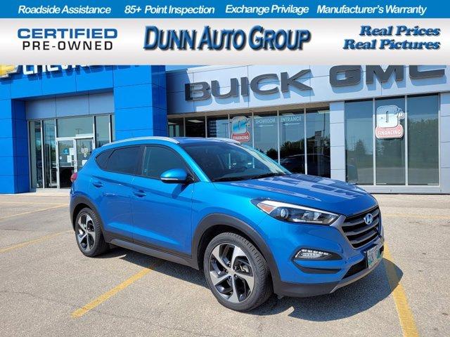 2016 Hyundai Tucson Premium w/HSW AWD 4dr 1.6L Premium w/HSW Intercooled Turbo Regular Unleaded I-4 1.6 L/97 [6]