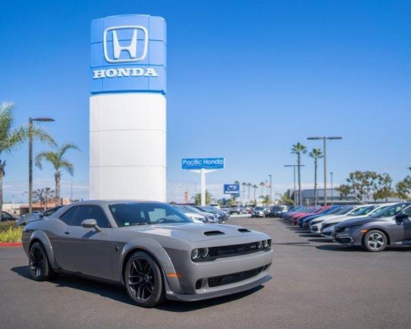 Used 2019 Dodge Challenger in El Cajon, CA