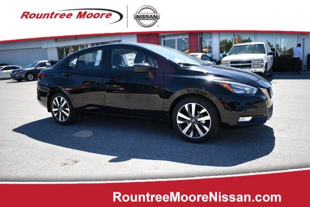 New 2020 Nissan Versa in Lake City, FL