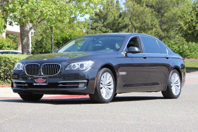 2015 BMW 7 SERIES 740Li 9
