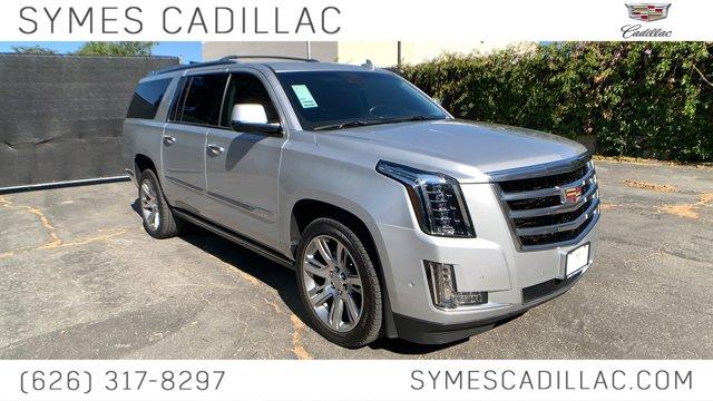 2019 Cadillac Escalade ESV Premium Luxury 4WD 4dr Premium Luxury Gas V8 6.2L/376 [0]