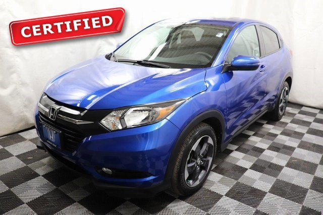 Used 2018 Honda HR-V in Akron, OH
