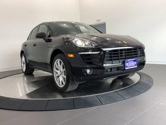 2018 Porsche Macan photo