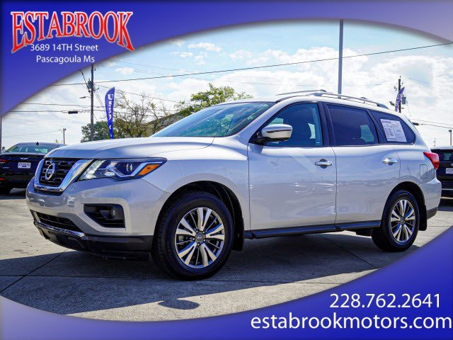 Used 2018 Nissan Pathfinder in Pascagoula, MS