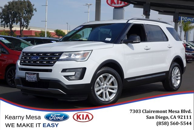 Used 2017 Ford Explorer in Chula Vista, CA