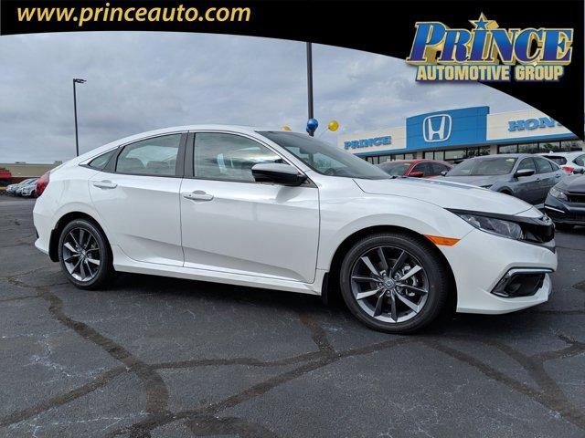 New 2019 Honda Civic Sedan in Tifton, GA