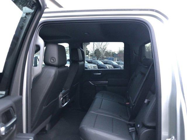 2020 Chevrolet Silverado 3500HD 4WD Crew Cab 172 LTZ
