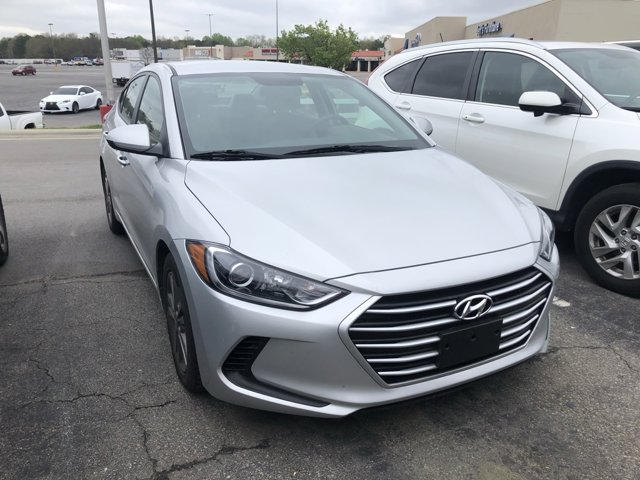 Used 2018 Hyundai Elantra in Henderson, NC