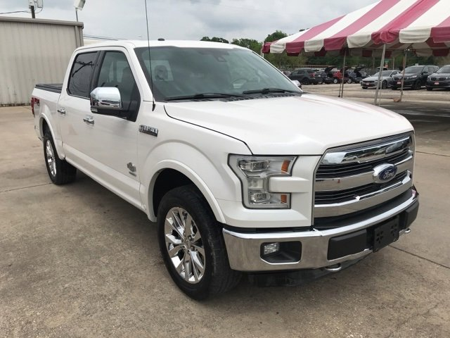 Used 2015 Ford F-150 in Conroe, TX