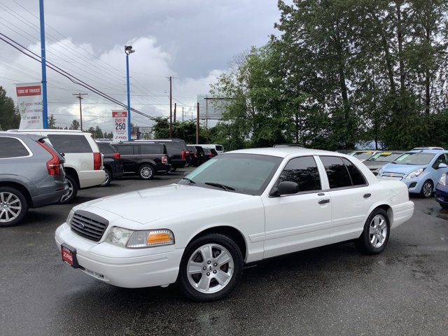 Used 2008 Ford Crown Victoria 4dr Sdn LX