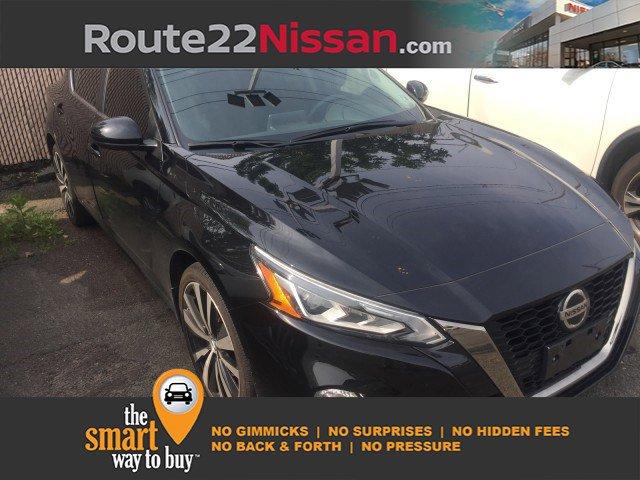 2020 Nissan Altima 2.5 SR 2.5 SR AWD Sedan Regular Unleaded I-4 2.5 L/152 [0]
