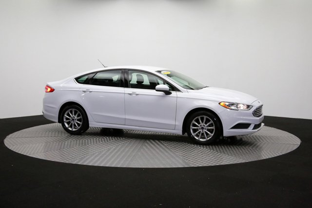 2017 Ford Fusion for sale 123712 42