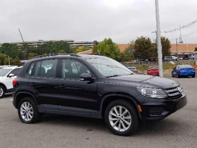 Used 2018 Volkswagen Tiguan Limited in Chattanooga, TN