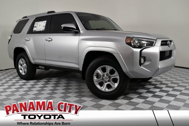 New 2020 Toyota 4Runner in Panama City, FL
