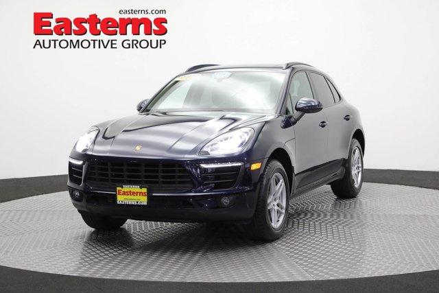 2017 Porsche Macan  Sport Utility