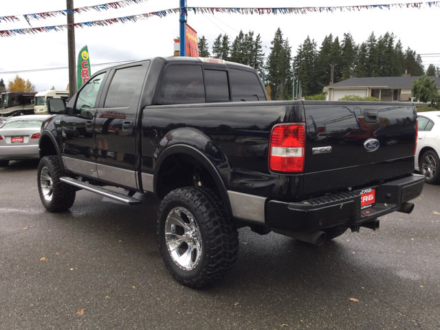 Used 2005 Ford F-150 SuperCrew 139 FX4 4WD