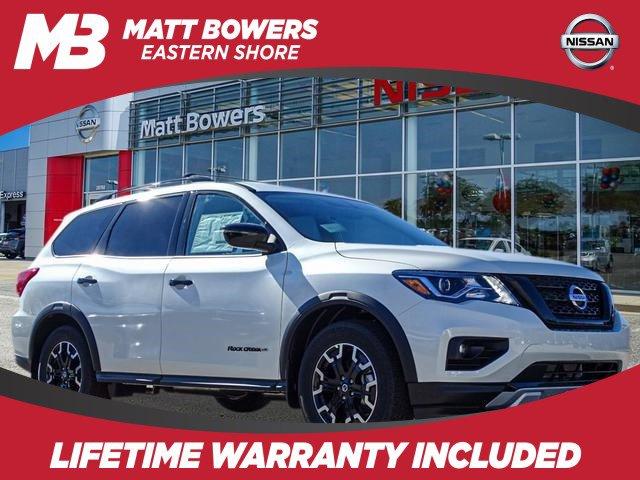 New 2020 Nissan Pathfinder in Daphne, AL