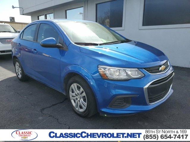 Used 2017 Chevrolet Sonic in Owasso, OK