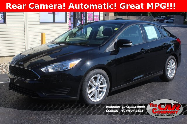 Used 2016 Ford Focus in Warsaw, IN