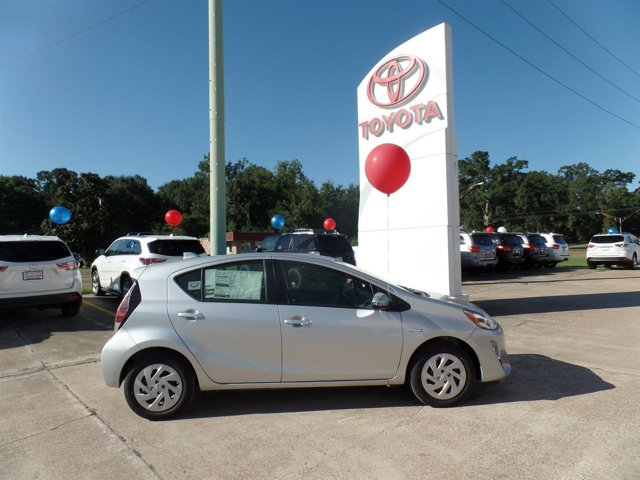New 2016 Toyota Prius C in Natchez, MS
