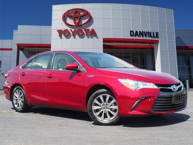 Used 2017 Toyota Camry Hybrid in Danville, VA