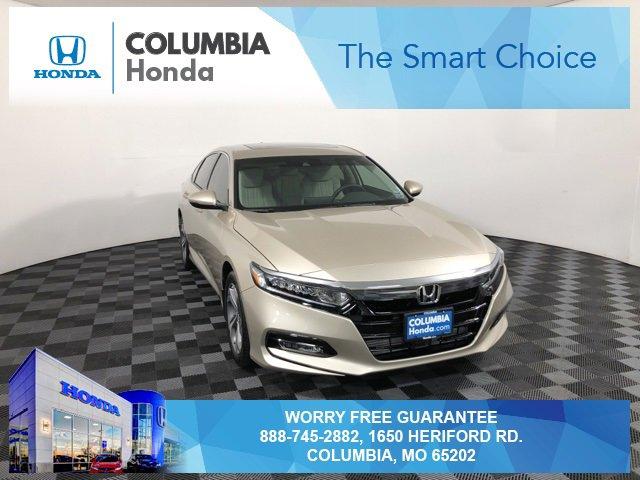 Used 2019 Honda Accord Sedan in Columbia, MO