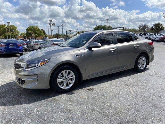 Used 2017 KIA Optima in Lakeland, FL