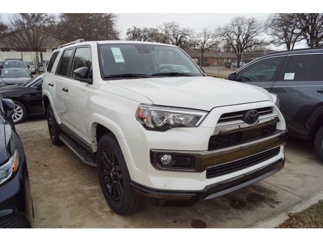 New 2020 Toyota 4Runner in Hurst, TX