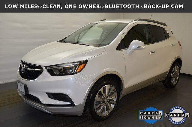 Used 2017 Buick Encore in Cleveland, OH