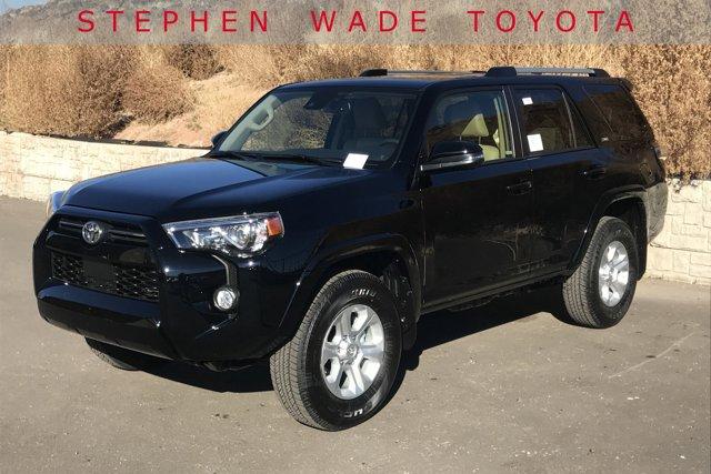 New 2020 Toyota 4Runner in St. George, UT