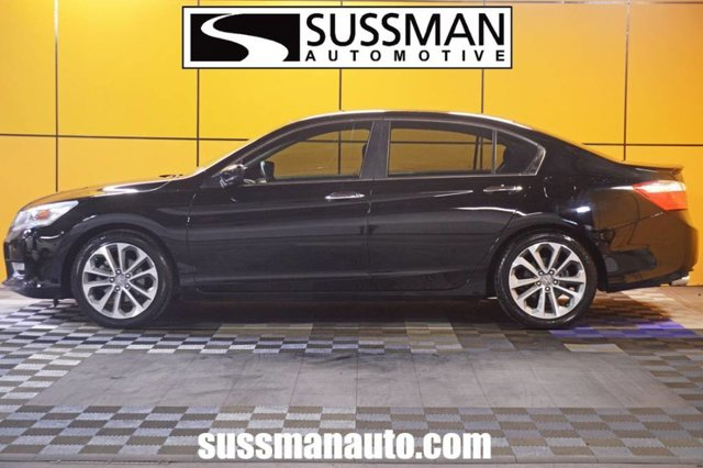 Pre-Owned 2013 Honda Accord Sdn Sport