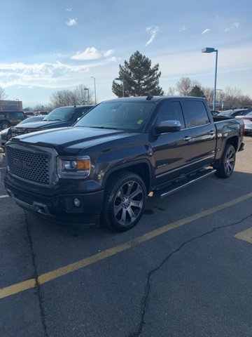 Used 2015 GMC Sierra 1500 in Fort Collins, CO