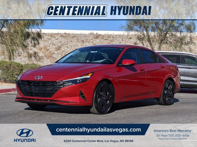 2021 Hyundai Elantra SEL SEL IVT SULEV Regular Unleaded I-4 2.0 L/122 [9]