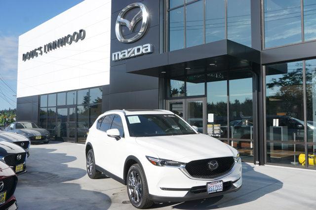Used 2019 Mazda CX-5 Signature Diesel AWD