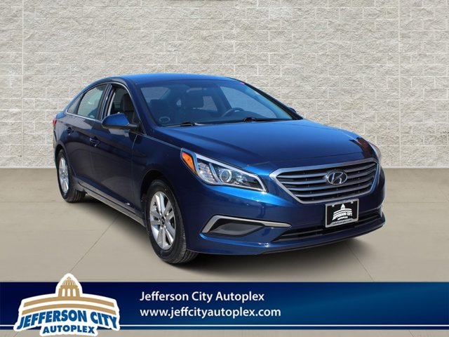 Used 2017 Hyundai Sonata in Jefferson City, MO