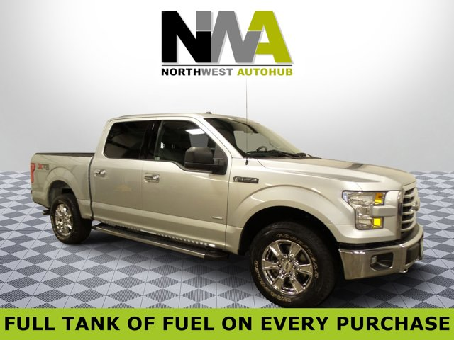 Used 2017 Ford F-150 in Mount Vernon, WA