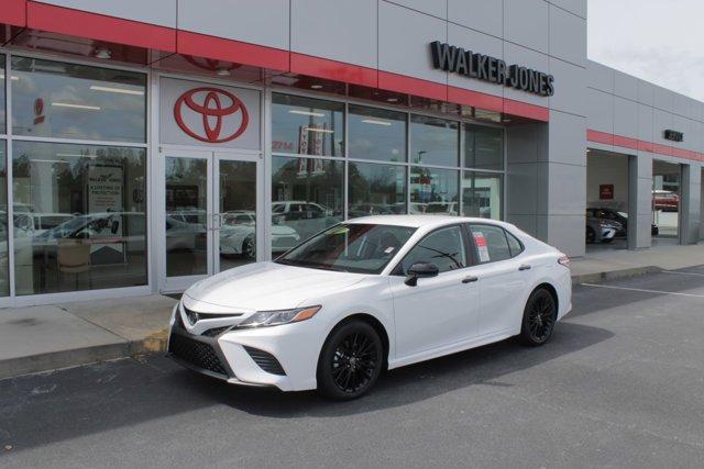 New 2020 Toyota Camry in Waycross, GA