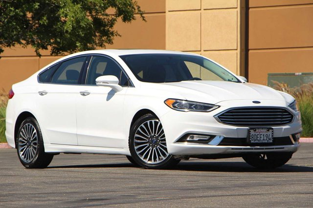 2018 Ford Fusion  33