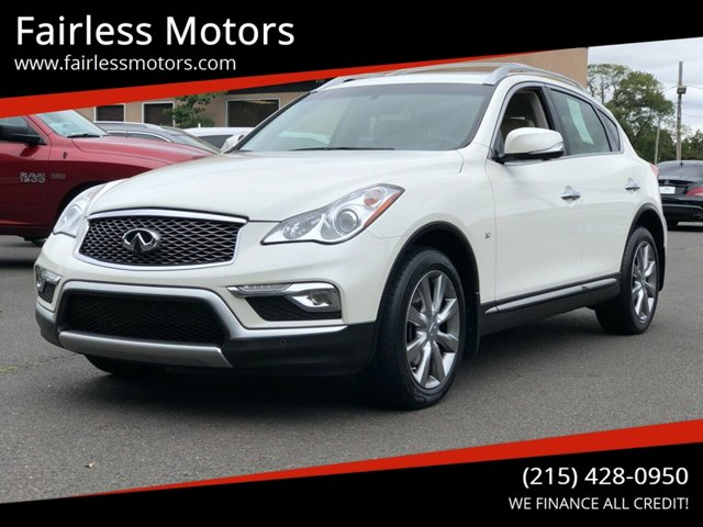 Used 2016 INFINITI QX50 in Fairless Hills, PA