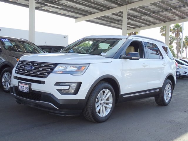 Used 2016 Ford Explorer in San Diego, CA