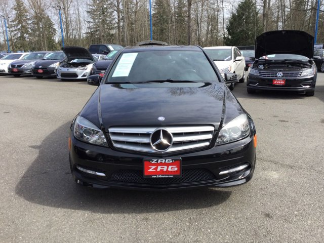 Used 2011 Mercedes-Benz C-Class 4dr Sdn C 300 Sport RWD