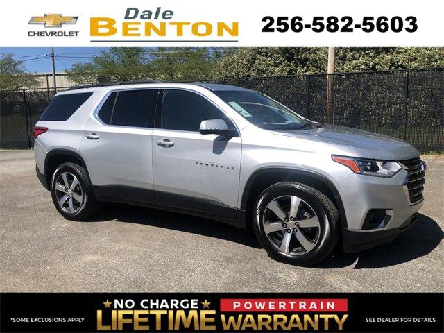 Used 2019 Chevrolet Traverse in Guntersville, AL