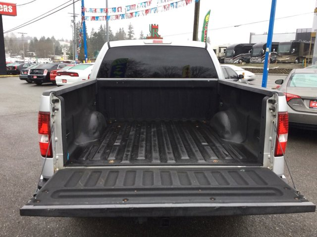 Used 2007 Ford F-150 4WD SuperCrew 139 FX4