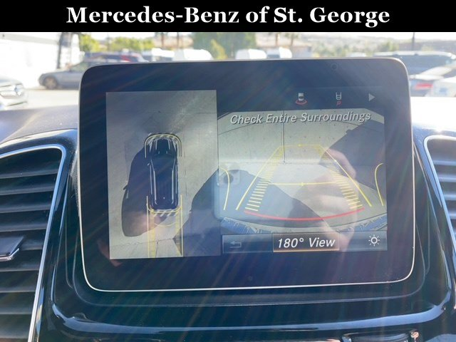 Used 2017 Mercedes-Benz GLE GLE 350