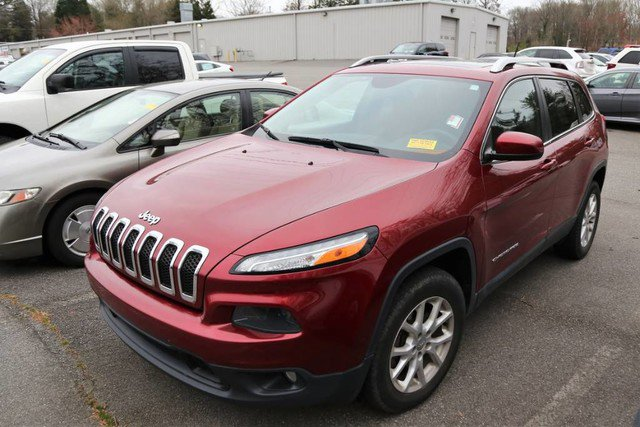 Used 2015 Jeep Cherokee in High Point, NC