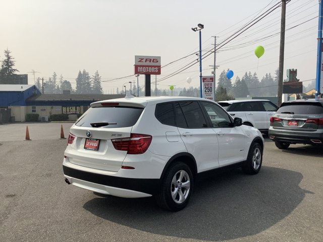 Used 2011 BMW X3 AWD 4dr 28i