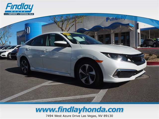 Used 2019 Honda Civic Sedan in Las Vegas, NV