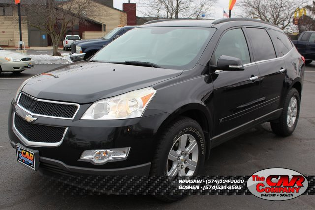 Used 2010 Chevrolet Traverse in Warsaw, IN