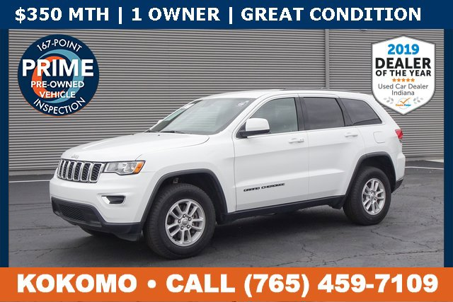 Used 2018 Jeep Grand Cherokee in Indianapolis, IN